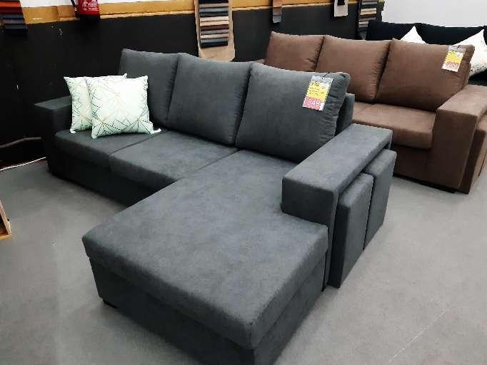 Imagen sofa nuevo +2 puffs