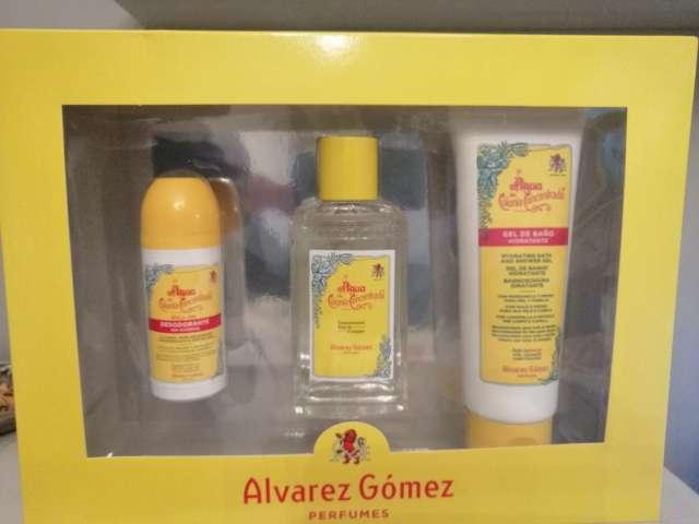 Imagen Estuche de colonia Álvarez Gomez