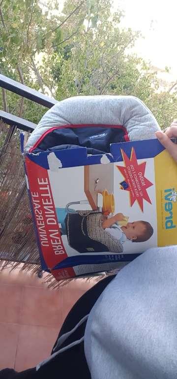 Imagen Trona de bebe. URGE vender ya porfavor