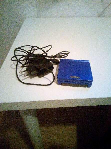 Imagen Game Boy Advance SP