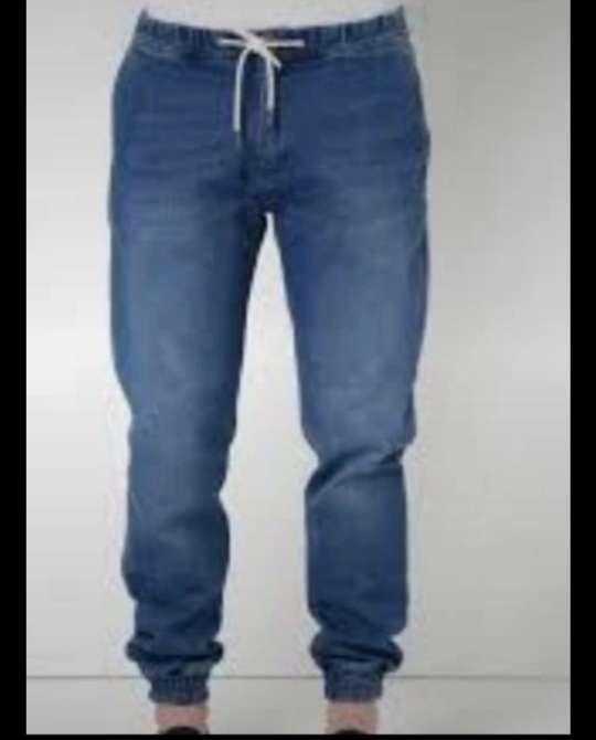 Imagen Jeans joggers bershka