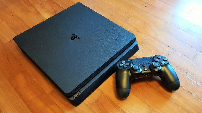 Imagen PS4 Slim Semi Nuevo