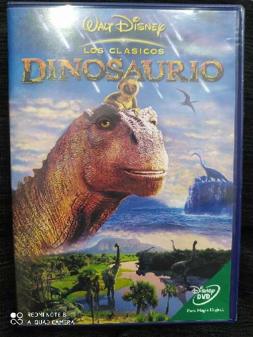 Imagen DVD Disney Dinosaurio