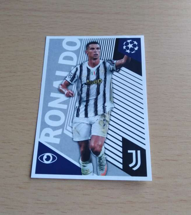 Imagen Cristiano Ronaldo. Card.