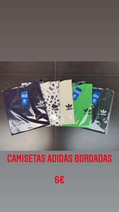 Imagen Camisetas VARIAS MARCAS bordadas