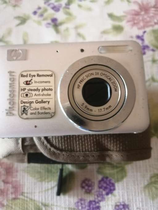 Imagen camara Hp Photosmart R742