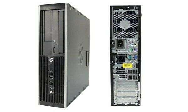 Imagen Ordenador HP Compaq i3