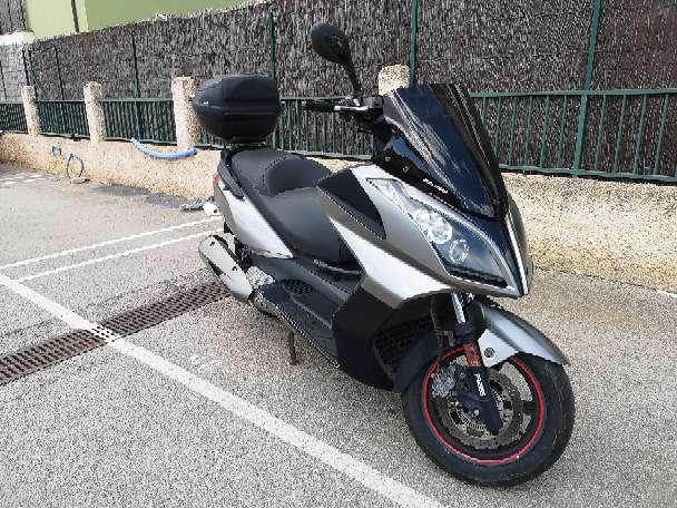 Imagen Kymco Súper Dink 300i ABS