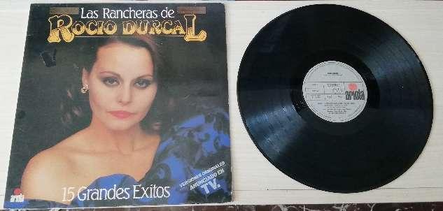 Imagen Discos vinilos ROCÍO DURCAL
