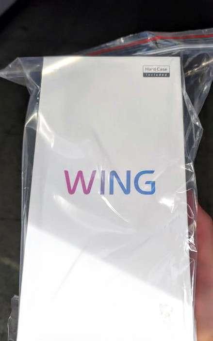Imagen LG Wing nuevo precintado