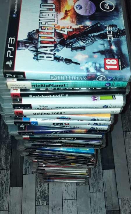 Imagen pack 40 PlayStation