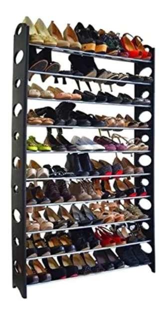 Imagen hermoso y práctico  organizador de zapatos