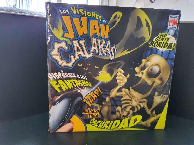 Imagen juego las aventuras de Juan Calakas
