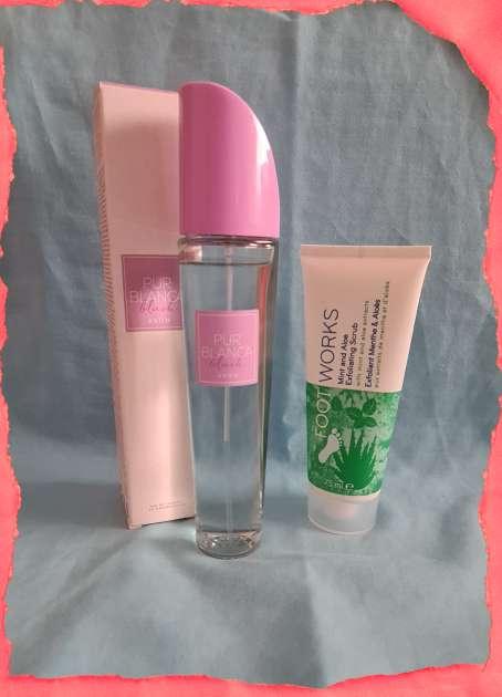 Imagen Perfume más exfoliante para pies