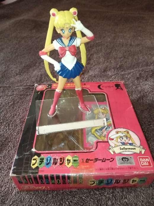 Imagen Lote 5 figuras Sailormoon