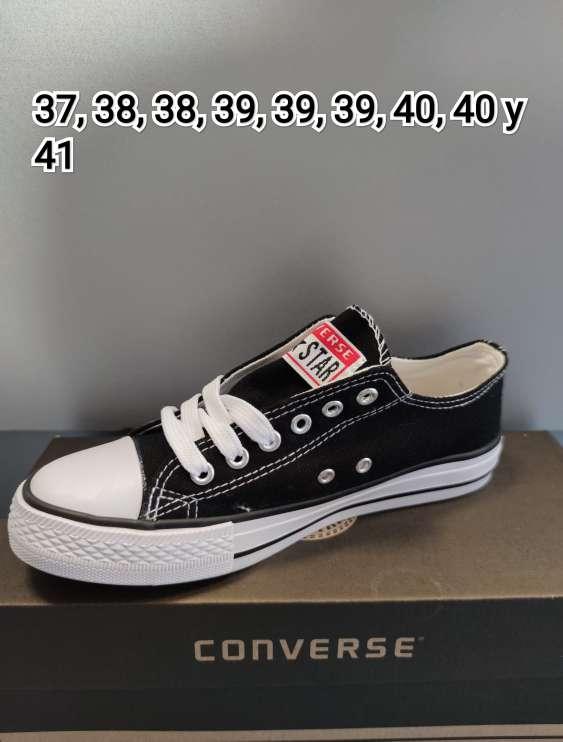 Imagen zapatillas converse nuevas