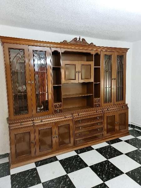 Imagen Mueble salon barnizado