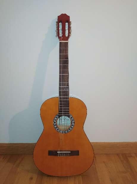 Imagen guitarra José Torres