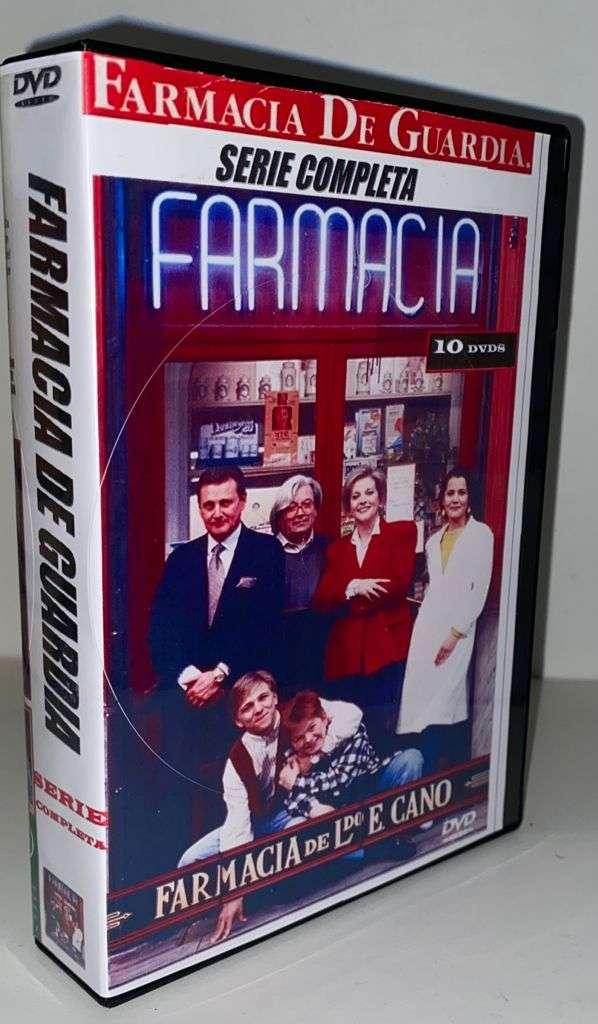 Imagen Farmacia de Guardia Serie Completa DVD