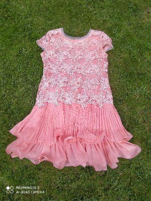 Imagen Vestido de encaje talla M