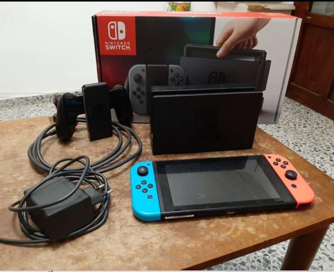Imagen Nintendo Switch nueva