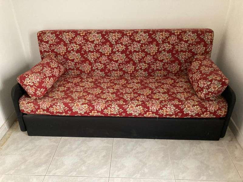 Imagen Sofa cama libro