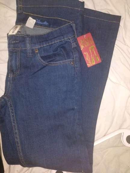 Imagen pantalones de mujer mng jeans