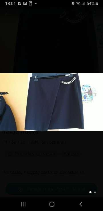 Imagen falda nueva