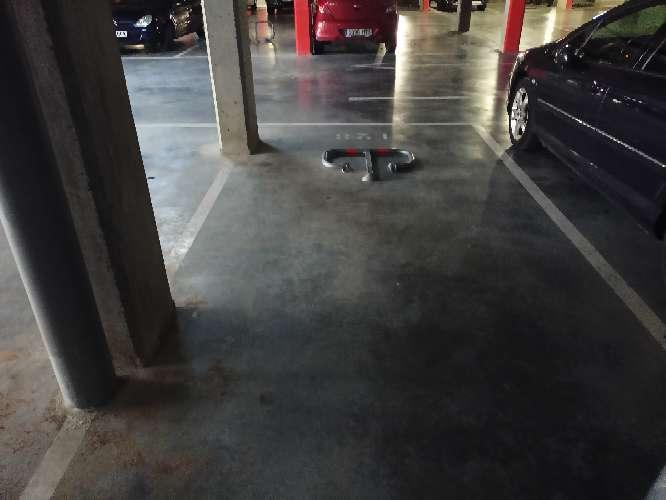 Imagen plaza de garaje