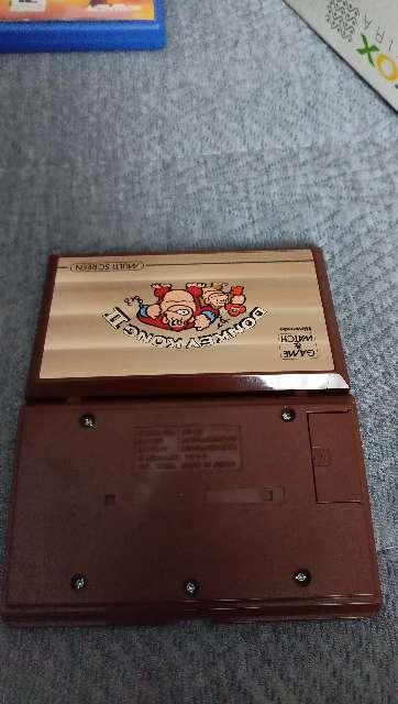 Imagen Nintendo King Kong II antigua