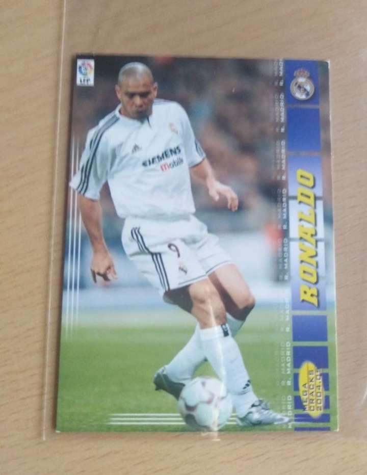 Imagen producto Ronaldo Nazario. Futbol 1