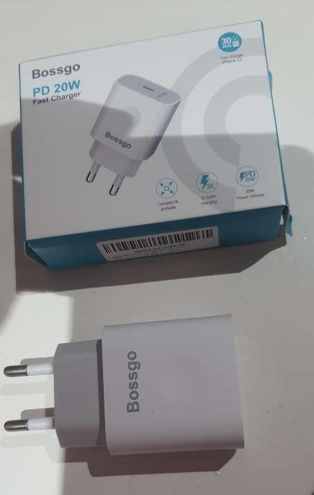 Imagen Cargado USB tipo C, carga rápida