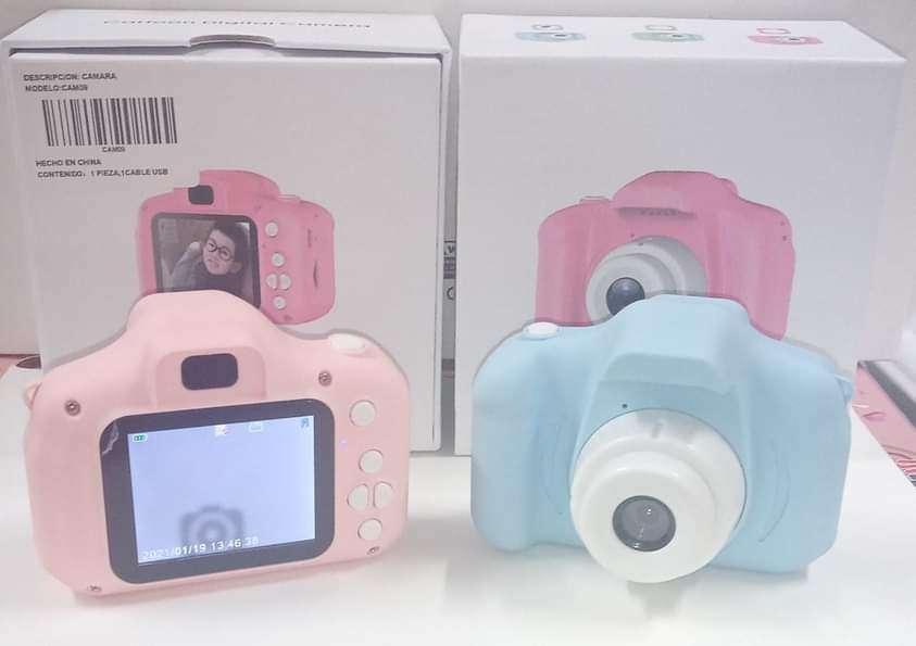 Imagen cámara eraser nueva
