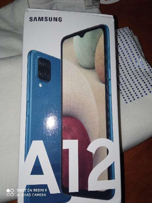 Imagen Samsung Galaxy A12 64 gb