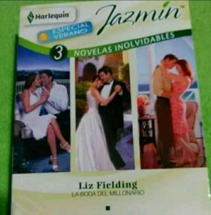 Imagen Pack libros, jazmin 3 novelas inolvidables y deseo