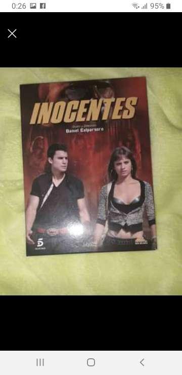 Imagen Inocentes en dvd