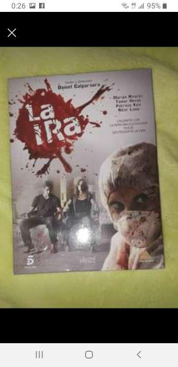 Imagen La ira en dvd