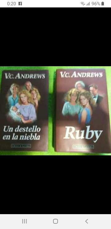 Imagen La novela escrita por VC.ANDREWS
