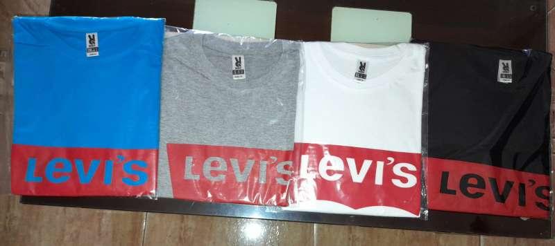 Imagen camisetas de manga corta.