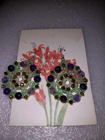 Imagen pendientes handmade