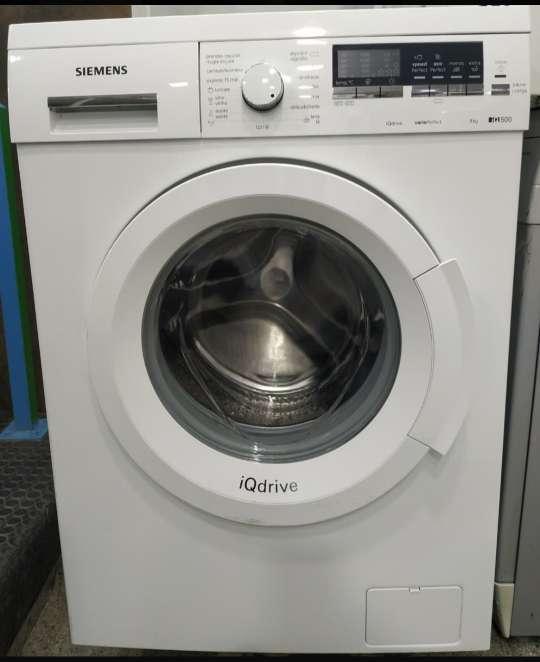 Imagen lavadora Siemens A+++ 8KG 1400rpm