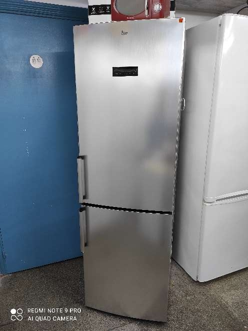 Imagen frigorífico combi inoxidable teka A+ no Frost