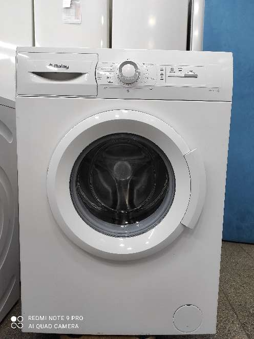 Imagen lavadora balay A+ 6 kilos con Garantía