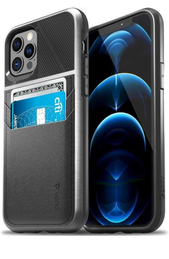 Imagen Funda cartera Iphone 12 y 12 pro