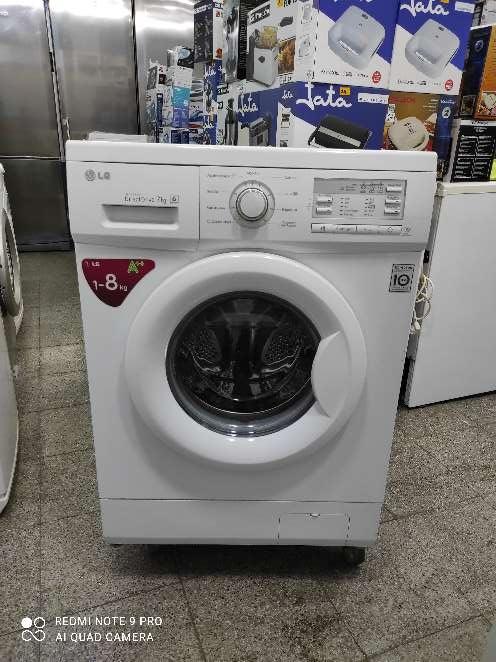 Imagen lavadora LG A+++ 7KG inverter