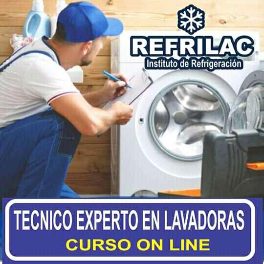 Imagen Curso Reparación de Lavadoras