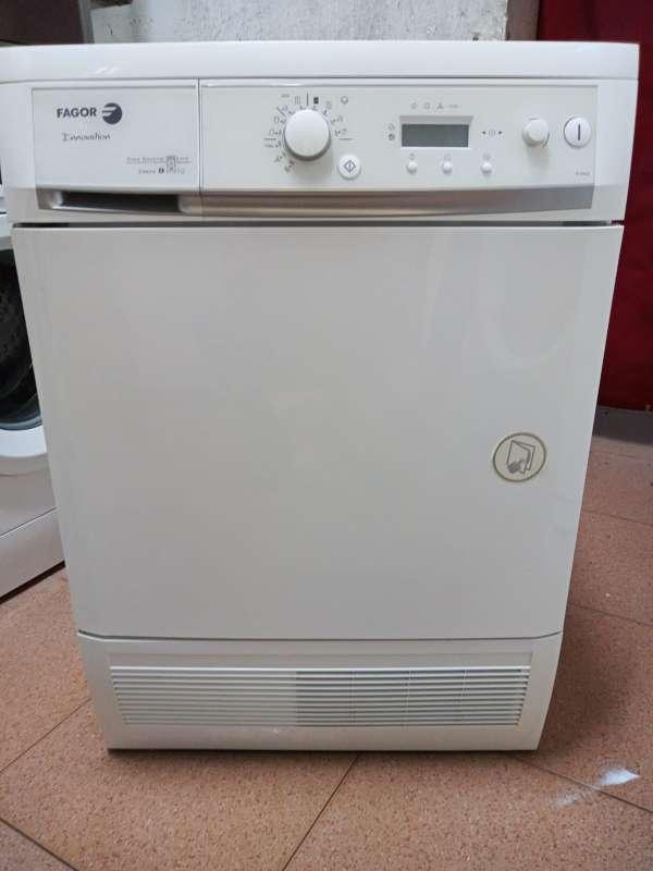 Imagen secadora condensación Fagor 8 kg