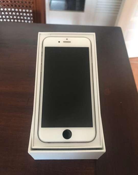 Imagen iPhone 6 16gb plata
