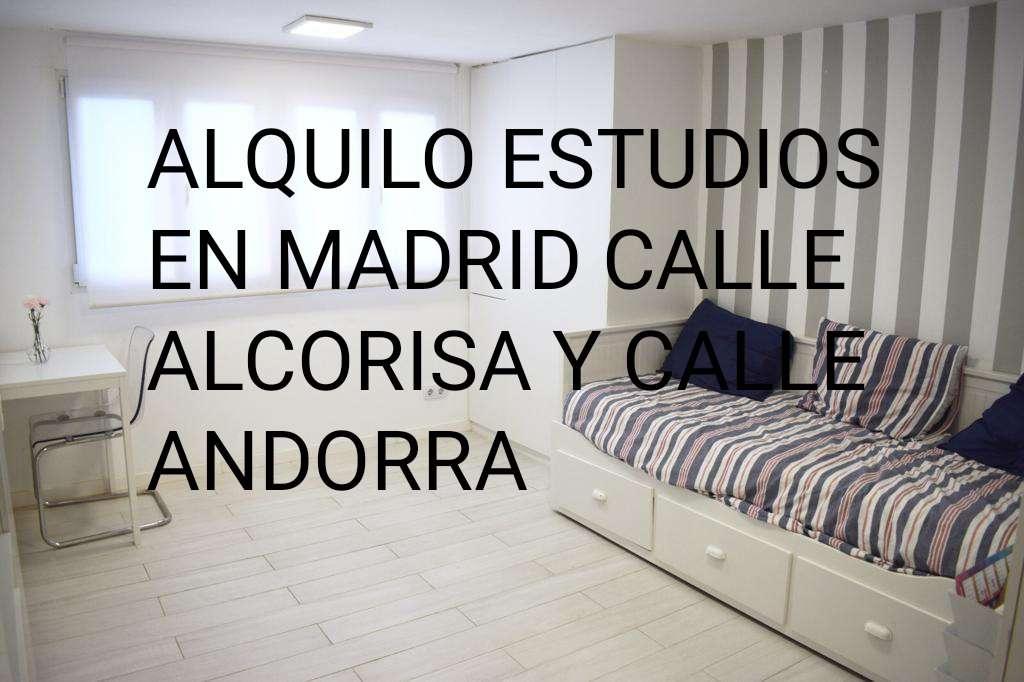 Imagen Alquilo Estudios en Madrid