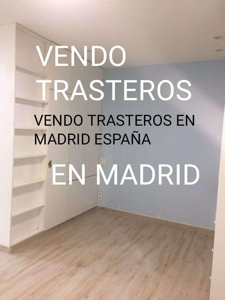 Imagen Trasteros en Madrid Vendo